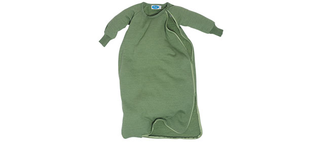 Sleeping Bag terry with sleeves -